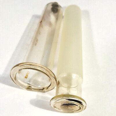 20 mL / cc GLASS SYRINGE LUER LOCK TIP TO SLIP TIP DISPENSE NEW FREE S&H USA 8