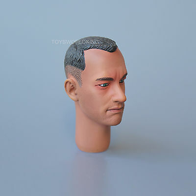"1//6 Scale Toy Model Forrest Gump Tom Hanks Head Sculpt F12/""Male Action Figures"