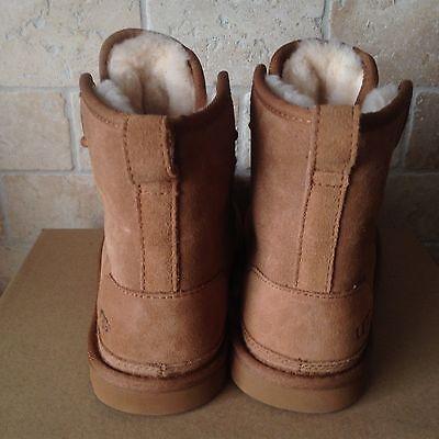 5cb20fa5112 UGG HARKLEY CHESTNUT Suede Sheepskin Chukka Boots Shoes Size US 11 Mens NIB