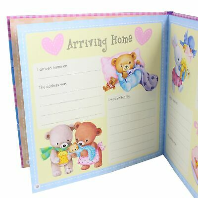 """My First Five Years"" Baby Record Book; Baby Keepsake Diary 4"