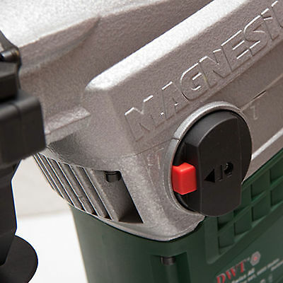 Pneumatik Bohrhammer SDS Max mit Schlagzahlregler und Meißel Funktion 1250 Watt