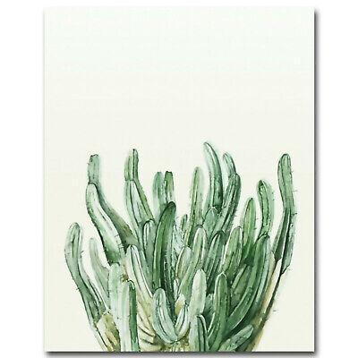 Unframed Tropical Plant Leaf Prints Art Canvas Poster Modern Wall Home Decor 9