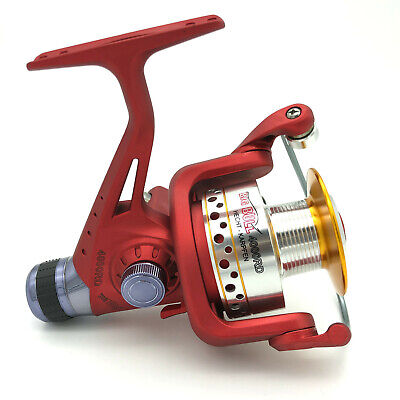 Angelrolle PALADIN Big Bull Pro Spinrolle FD /& RD 1000 bis 6000 Spin Rolle