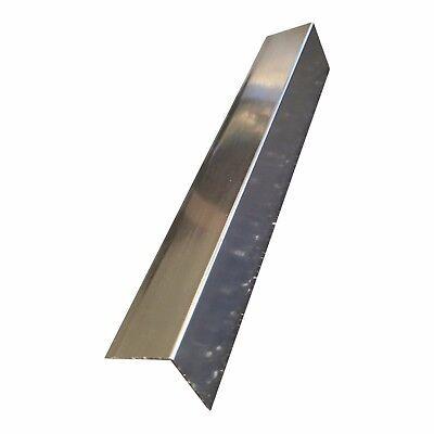 Aluminium Trims For 10mm Shower Wall Panels Bathroom End Cap Corners H Join 2.4m 10