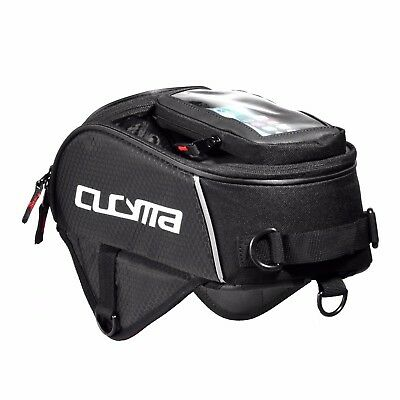 Motorcycle Oil Fuel Tank Bag Magnetic Motorbike Riding Bag Luggage Waterproof