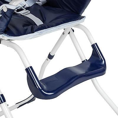 Kinderhochstuhl Treppenhochstuhl Babyhochstuhl Babystuhl Kinderstuhl blau