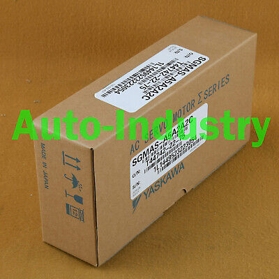 1PC Yaskawa Servo Motors SGMAS-A5A2A2C New Brand One year warranty SGMASA5A2A2C 3