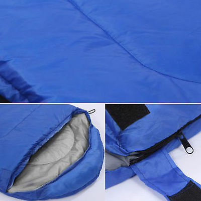 4Season Sleeping Bag Waterproof Single Suit Case Camping Hiking Outdoor Envelope 4