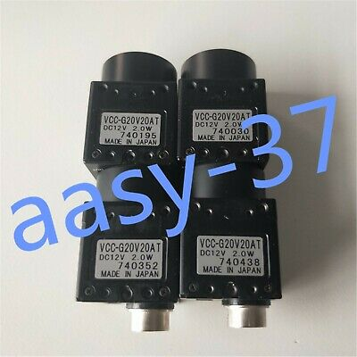1PC CIS VGA VCC-G20V20AT industrial camera in good condition 5
