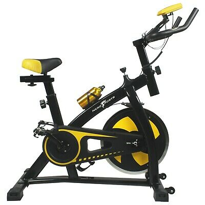 Nero Sports Spin Bike Aerobic Exercise Indoor Training Fitness Gym Spinning New 4