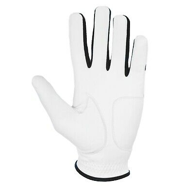 WFX Mens All Weather Soft Golf Gloves Leather Palm UA CoolSwitch 7