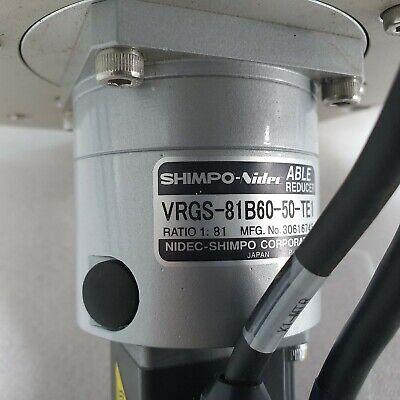 Shimpo-Nidec ABLE REDUCER VRGS-81B60-50-TE1 4