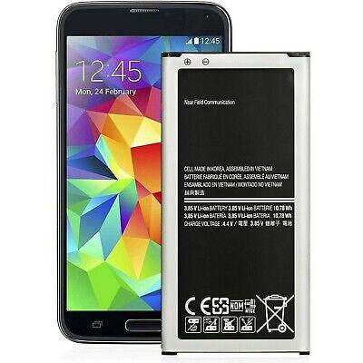 New Original OEM Samsung 2800mAh Genuine Battery For Galaxy S5 EB-BG900BBU/BBZ 4