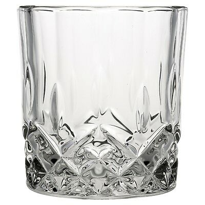 6 PCS Whiskey Tumblers Drinking Glasses Gift Boxed Set Wedding Present Xmas NEW 5