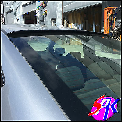 SPK 244R Fits Toyota Avalon 2000-04 xx20 Polyurethane Rear Roof Window Spoiler