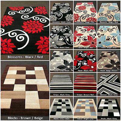 Low Price Geometric Rug Large Modern Floral High Quality Rugs Soft Area Sale Rug 2