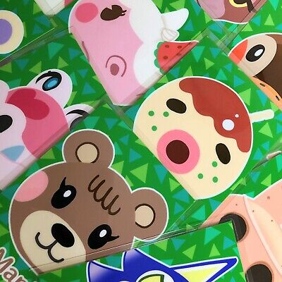 fan made animal crossing amiibo art cards (invite your fave villagers!) 2
