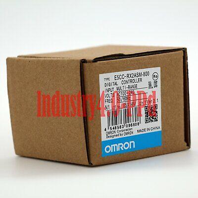 1PC OMRON Temperature Controller E5CC-RX2ASM-800 100-240VAC New in box#XR 4