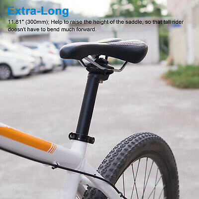 Alloy Bike Seat Post Stem Seatpost Fit For MTB Road Mountain Bicycle 27.2-31.8MM