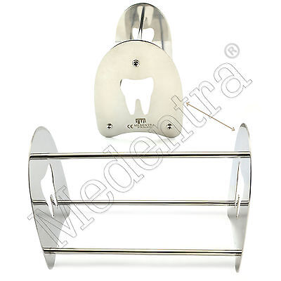 Dental Orthodontic Pliers Stand Cutter Forceps Holder Rack Stainless Steel 1PCS