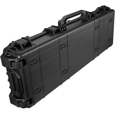 Waffenkoffer Gewehrkoffer lang Jagdkoffer Universalkoffer Kunststoff 117,5x46x15