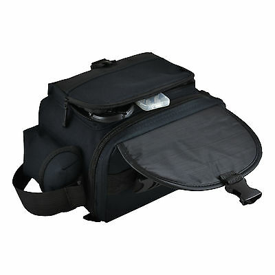Black DSLR Camera Case Shoulder Bag for Nikon D5100 D3200 D3100 D3000 D3300 2
