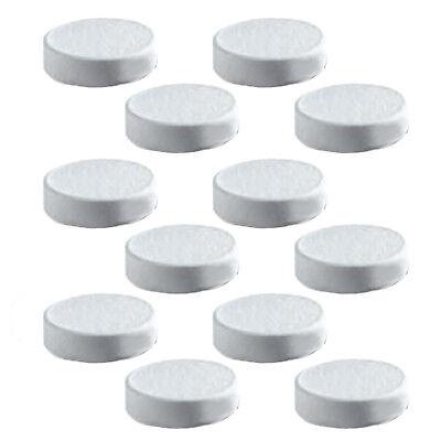 12 x Descaler Tablets For Lavazza VonShef DeLonghi Philips Coffee Machine Kettle 3