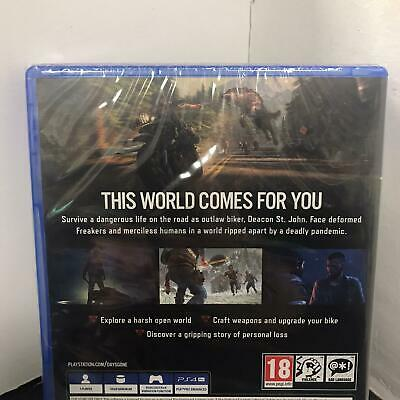 Days Gone PS4 Playstation 4 Game - New & Sealed 3
