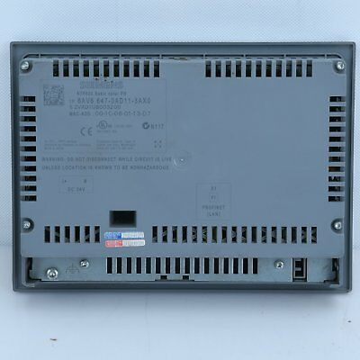 1Pc Used Siemens 6AV6 647-0AD11-3AX0 Tested It In Good Condition 6