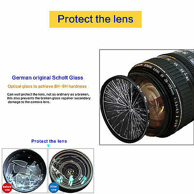 ZOMEI UV Filter Camera Lens Protector for Canon 52/55/58/62/67/72/77/82/86mm 8