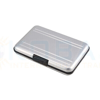 Memory Card Storage Box Case Holder with 8 Slots for SD SDHC MMC Micro SD Cards 7