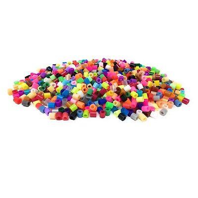 Fuse Beads 1000 Pack 5mm Midi Work Like Hama Beads Mixed Iron Kids Arts & Crafts 2