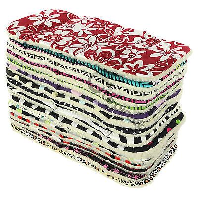 REVERSIBLE Wool Liner Pad Matress Baby Pram Pushchair Stroller Buggy Cover 3