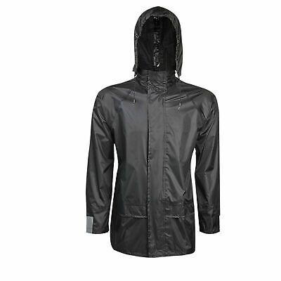 Adults Water proof Jacket Long Coat, Trousers Pack away Rain Women's Mens Ladies 9