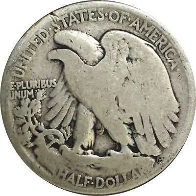 Roll of 20 $10 Face 90% Silver Walking Liberty Half Dollars No Date 3