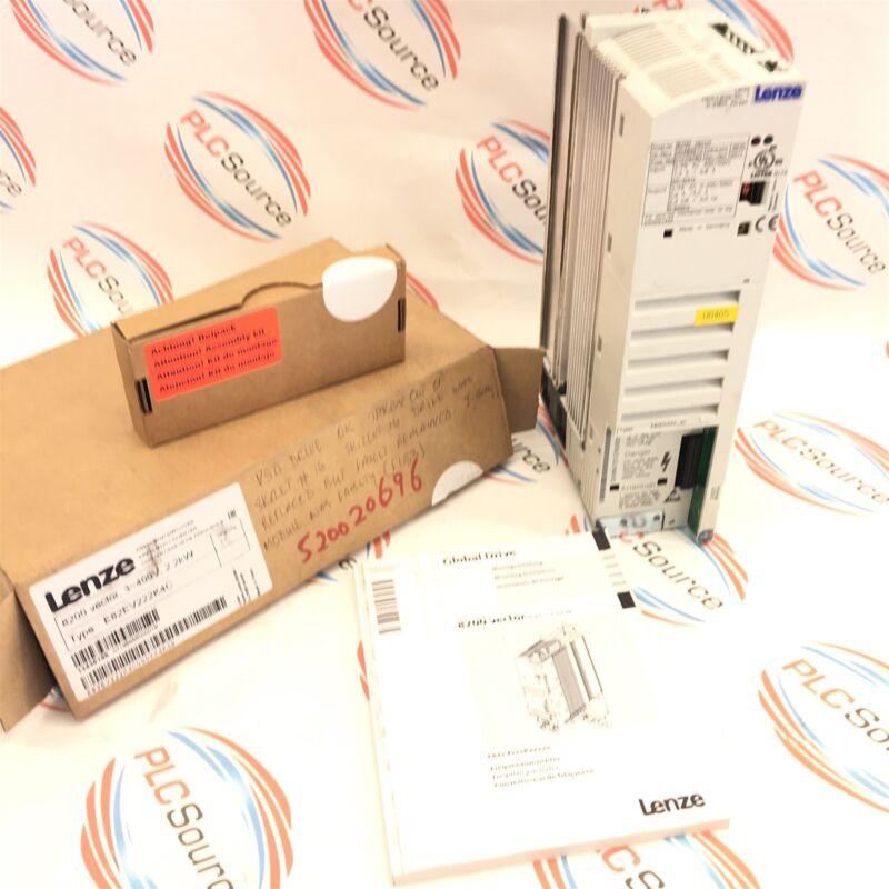 Lenze E82Ev222K4C  Frequency Inverter 2