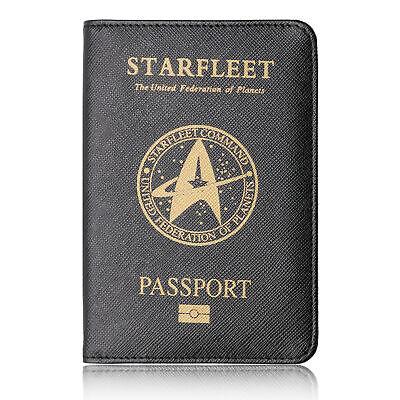 The Avenger Wakanda Hydra Hogwarts Passport Cover RFID Blocking Credit Card Case 8