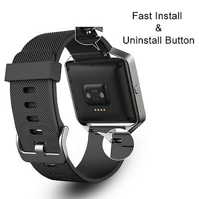 Various Luxury Band Replacement Wristband Watch Strap Bracelet For Fitbit Blaze 4