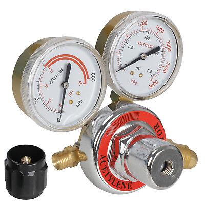 New Gas Welding Cutting Kit Oxy Acetylene Oxygen Torch Brazing Fits 3