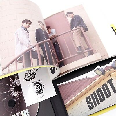 d[DAY6]3th mini album Shoot Me:Youth Part 1/Trigger Ver./Only Album/No photocard