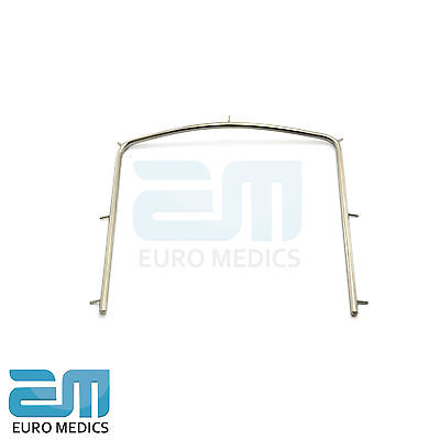 Dental Rubber Dam Frame Small Medium Large Endodontic Instruments Surgery Tools 2