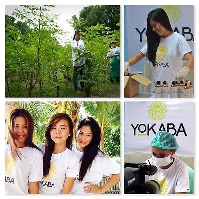 Moringa Oleifera Leaf Powder 1 lb ( 16oz ) - Organic, Natural 100% Pure , YOKABA 6