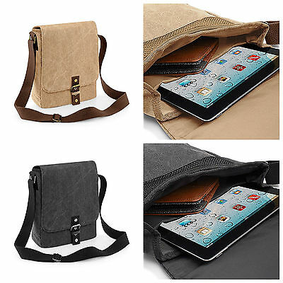 "4d6b98caed63 ... Ipad Bag With Strap Shoulder Bag Carry Case Messenger up to 10.1""  Tablet Netbook 2"