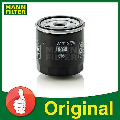 Astra G CC 10x MANN-FILTER Ölfilter W712//75 für Opel Ascona C CC Astra F CC