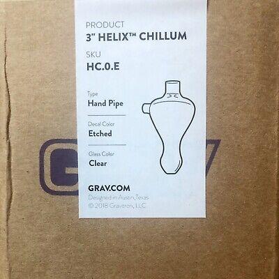 GRAV Labs Helix Chillum Taster 4