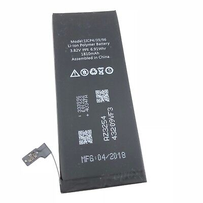 NEW iPhone 6 Replacement Battery 616-0805 1810mAh with FREE TOOLS & ADHESIVE
