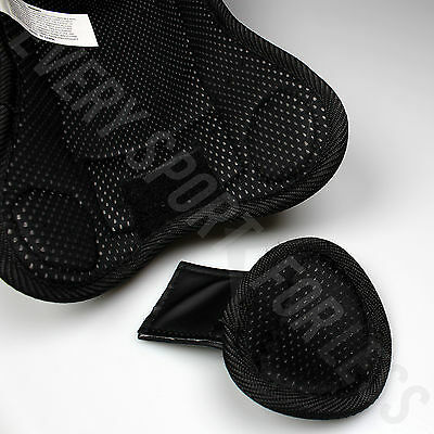 "Champion Ultra Light Rhino Tek 18"" Umpire's Leg Guards LG898 (NEW) Lists @ $55"