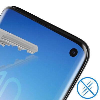 Pellicola Gel Full Integrale Curvo Protezione Per Galaxy S10 S9 S8 S7 6 Note89 5
