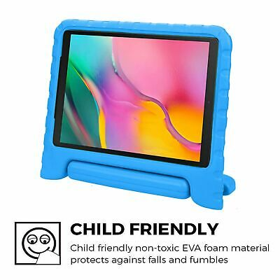 """Samsung Galaxy Tab A 2019 10.1"""" Full Body Case Handle Stand For Kids T510 T515 9"""