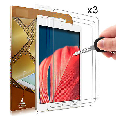 """Premium Clear Screen feel like a Paper Protector for iPad Pro 12.9""""(2018) 3Pcs 4"""